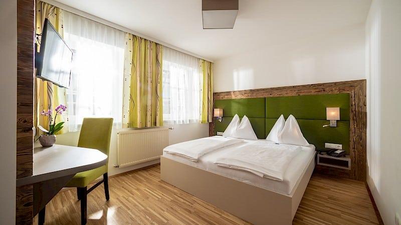 Doppelzimmer und Single und Kinder Zimmer